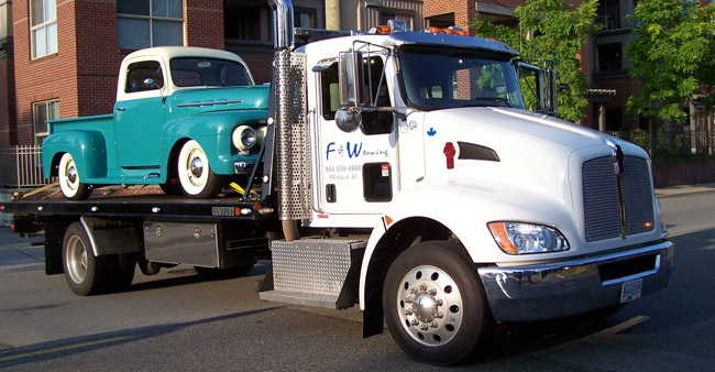 FW Towing Services